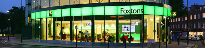 Camden Estate Agents: Foxtons Estate Agent